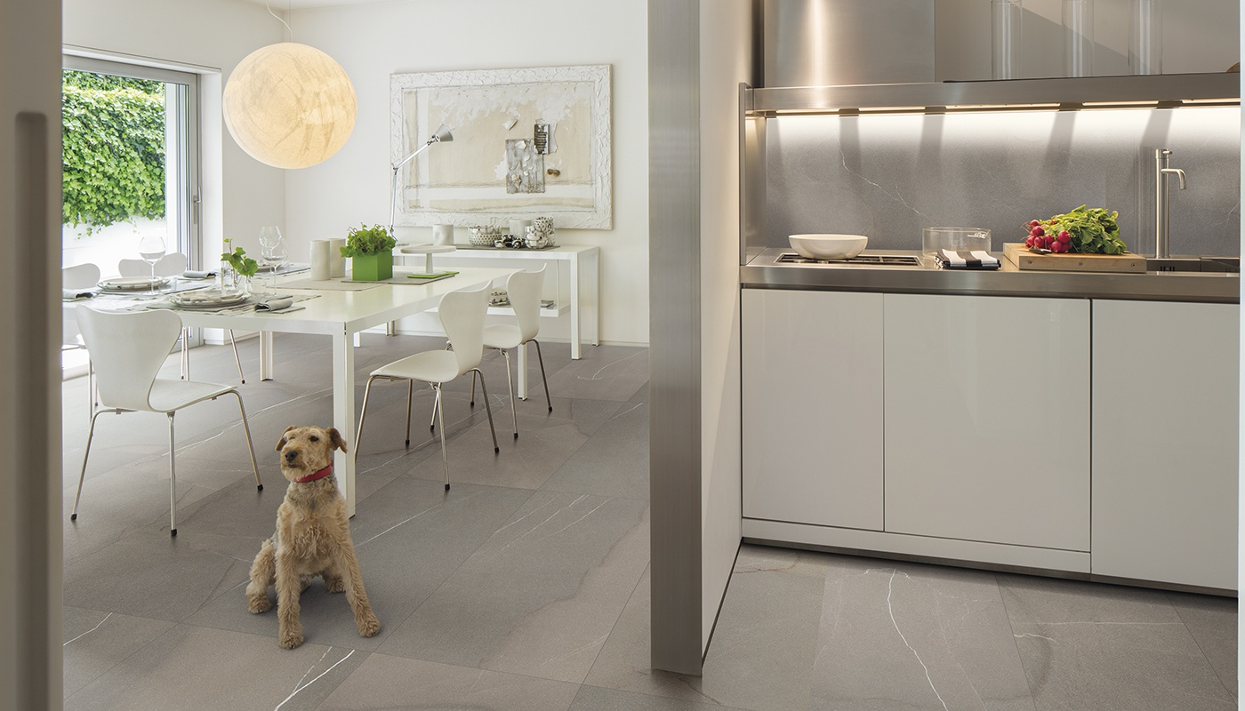 Piase kitchen grey  stone 949