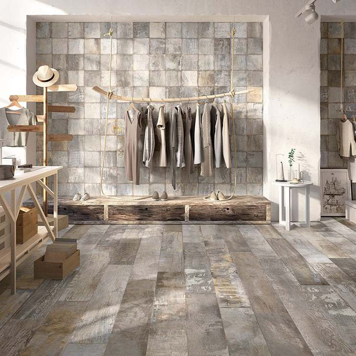 Wood-effect porcelain stoneware flooring: 7 new facts for you 26
