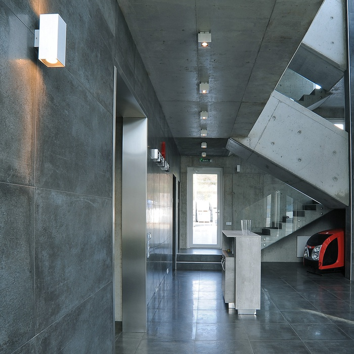 Restyling of the Promens headquarters  1108