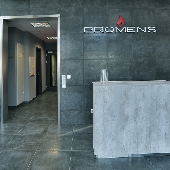 Restyling of the Promens headquarters  1112