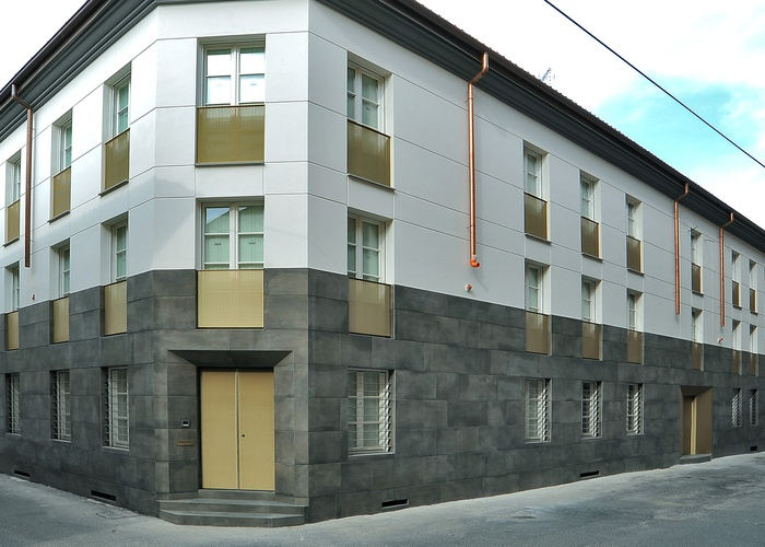 Refurbishment of a residential building